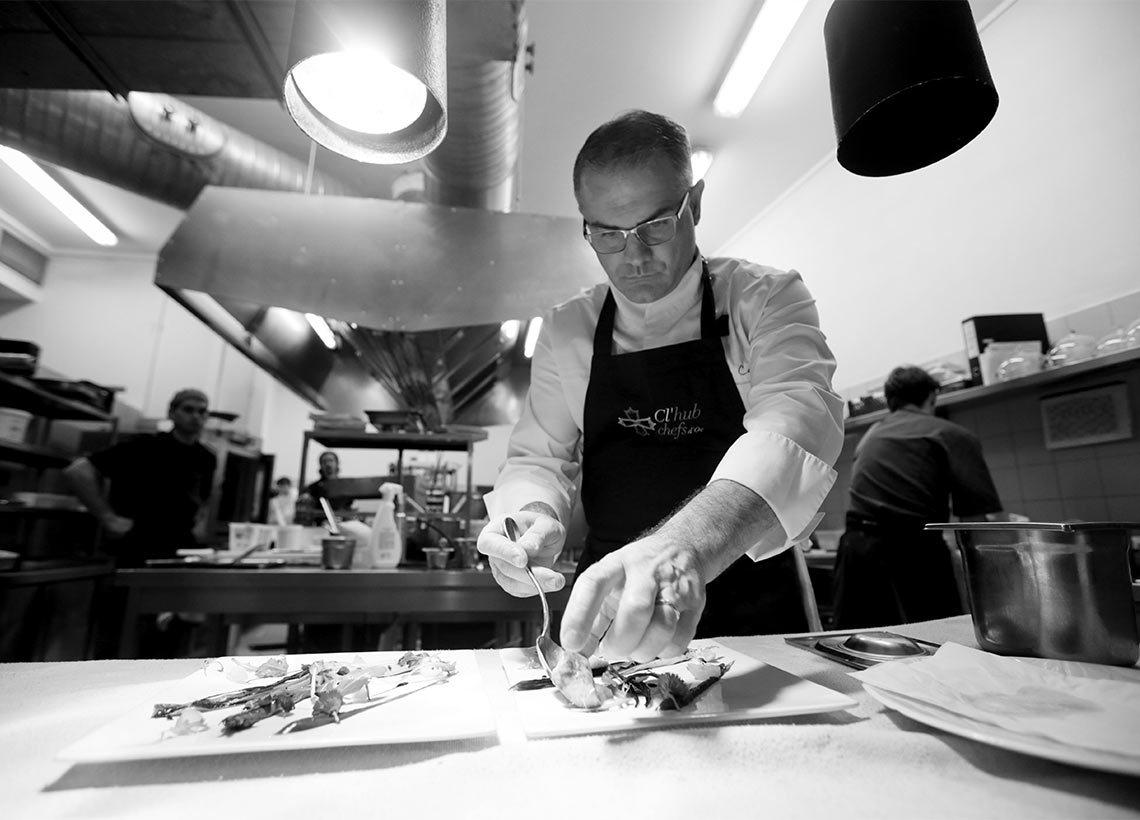Portrait de Chef : Eric Cellier